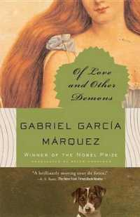 Link to an enlarged image of Of Love and Other Demons (Reprint)
