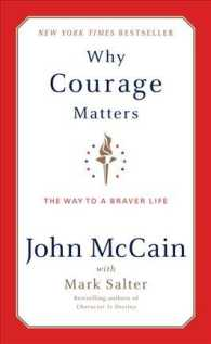 Link to an enlarged image of Why Courage Matters : The Way to a Braver Life