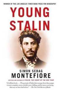 Link to an enlarged image of Young Stalin (Reprint)