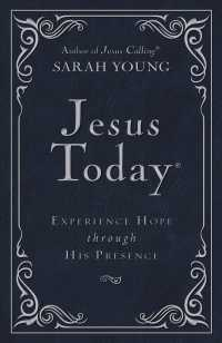 Link to an enlarged image of Jesus Today : Experience Hope through His Presence (LEA Deluxe)