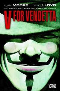 Link to an enlarged image of V for Vendetta (New)