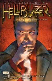 Link to an enlarged image of John Constantine: Hellblazer 2 : The Devil You Know (Hellblazer)