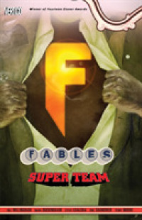 Link to an enlarged image of Fables 16 : Super Group (Fables)