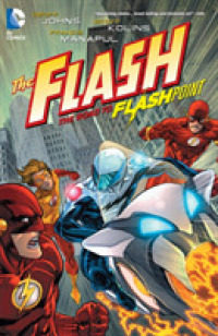 Link to an enlarged image of The Flash : The Road to Flashpoint (Flash)