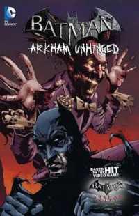 Link to an enlarged image of Batman Arkham Unhinged 3 (Batman)