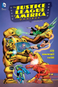 Link to an enlarged image of The Justice League of America 1 : Omnibus (Justice League of America)