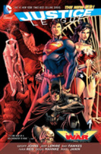 Link to an enlarged image of New 52 : Trinity War (Jla (Justice League of America))