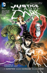 Link to an enlarged image of Justice League Dark: the New 52 5 : Paradise Lost (Jla (Justice League of America))