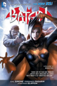 Link to an enlarged image of Batgirl 4 : Wanted (Batgirl)