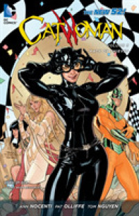 Link to an enlarged image of Catwoman 5 : Race of Thieves (Catwoman)