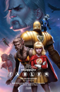 Link to an enlarged image of Fables 12 (Fables) (Deluxe)