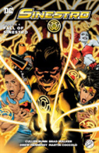 image of Sinestro 4 : Fall of Sinestro (Sinestro)
