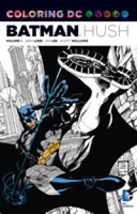 Books Kinokuniya Batman Hush Adult Coloring Book Dc Comics
