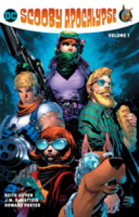 Link to an enlarged image of Scooby Apocalypse 1 (Scooby Apocalypse)