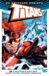 Link to an enlarged image of Titans 1 : The Return of Wally West (Titans)