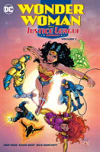 Link to an enlarged image of Wonder Woman and the Justice League America 1 (Wonder Woman)