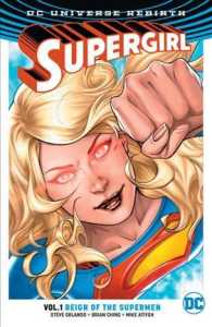 Link to an enlarged image of Supergirl 1 : Reign of the Cyborg Supermen (Supergirl)