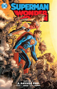 Link to an enlarged image of Superman/Wonder Woman 5 : A Savage End (Superman) <1>