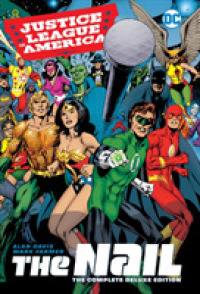 Link to an enlarged image of Justice League of America : The Nail (Justice League of America) (Deluxe)