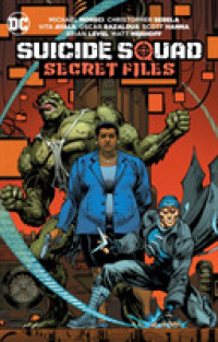 Link to an enlarged image of Suicide Squad Secret Files : Secret Files (Suicide Squad)