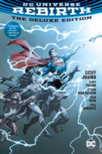 Link to an enlarged image of Dc Universe Rebirth (Dc Universe Rebirth) (Deluxe)