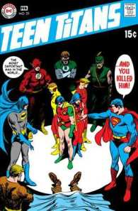 Link to an enlarged image of Teen Titans the Bronze Age : The Bronze Age Omnibus (Teen Titans)