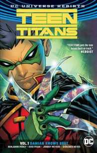 Link to an enlarged image of Teen Titans 1 : Damian Knows Best (Teen Titans)
