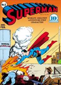 Link to an enlarged image of Superman the Golden Age 3 (Superman)