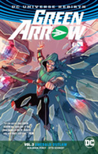Link to an enlarged image of Green Arrow 3 : Emerald Outlaw (Green Arrow)