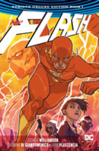 Link to an enlarged image of The Flash Rebirth 1 (The Flash Rebirth) (Deluxe)