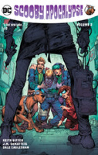 Link to an enlarged image of Scooby Apocalypse 2 (Scooby Apocalypse)