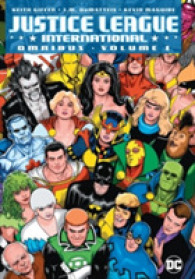 Link to an enlarged image of Justice League International Omnibus 1 (Justice League International Omnibus)