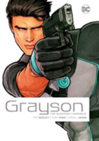 Link to an enlarged image of Grayson : The Superspy Omnibus (Grayson)
