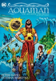 Link to an enlarged image of Aquaman : The Atlantis Chronicles (Aquaman) (Deluxe)
