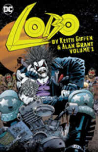 Link to an enlarged image of Lobo by Keith Giffen & Alan Grant 1 (Lobo by Keith Giffen & Alan Grant)