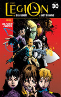 Link to an enlarged image of The Legion by Dan Abnett & Andy Lanning 1 (The Legion by Dan Abnett & Andy Lanning)