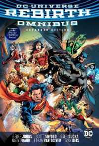 Link to an enlarged image of DC Rebirth Omnibus (Dc Rebirth Omnibus) (Expanded)