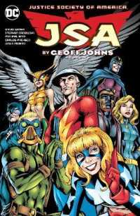 Link to an enlarged image of JSA by Geoff Johns 2 (Jsa (Justice Society of America))