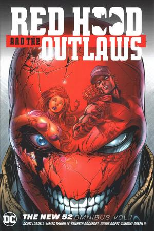 Link to an enlarged image of Red Hood and the Outlaws the New 52 Omnibus 1 (Red Hood and the Outlaws: the New 52 Omnibus)