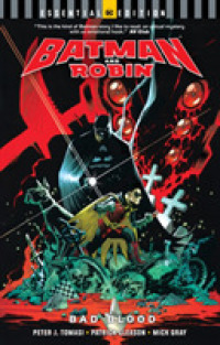 Link to an enlarged image of Batman and Robin : Bad Blood: DC Essential Edition (Batman and Robin)