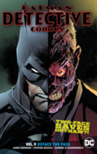 Link to an enlarged image of Batman Detective Comics 9 : Deface the Face (Batman)