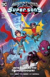 Link to an enlarged image of Adventures of the Super Sons 2 : Little Monsters (Adventures of the Super Sons)