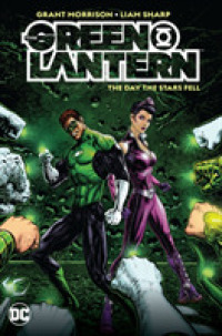 Link to an enlarged image of The Green Lantern 2 : The Day the Stars Fell (Green Lantern)