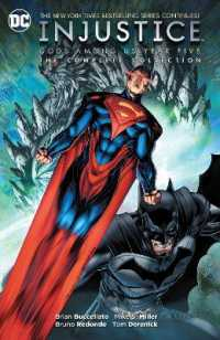 Link to an enlarged image of Injustice Gods among Us Year Five : The Complete Collection (Injustice: Gods among Us)