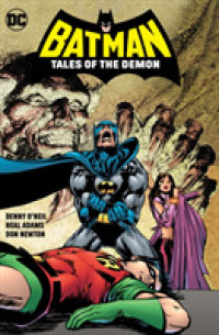 Link to an enlarged image of Batman Tales of the Demon (Batman)