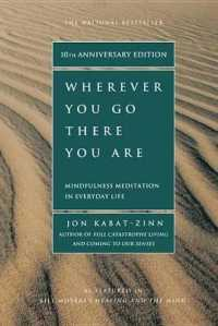 Link to an enlarged image of Wherever You Go, There You Are : Mindfulness Meditation in Everyday Life (10th Anniversary)