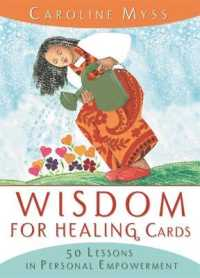 Link to an enlarged image of Wisdom for Healing Cards : 50 Lessons in Personal Empowerment (GMC CRDS)