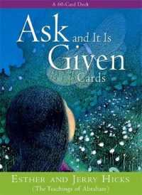 Link to an enlarged image of Ask and It Is Given Cards : A 60-card Deck (GMC CRDS)