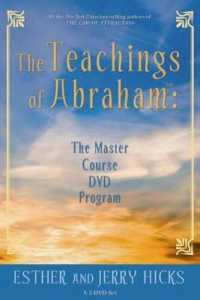 Link to an enlarged image of The Teachings of Abraham (5-Volume Set) : The Master Course Video (DVD)