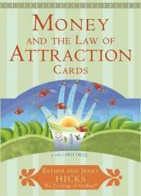 Link to an enlarged image of Money, and the Law of Attraction Cards (CRDS)